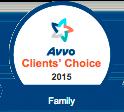 Avvo Clients Choice Family 2015