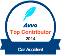 AVVO Top Contributor 2014 Car Accident