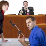 Courtroom etiquette