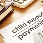 Child support document regarding divorce